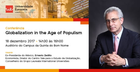 Conferência | Globalization in the Age of Populism