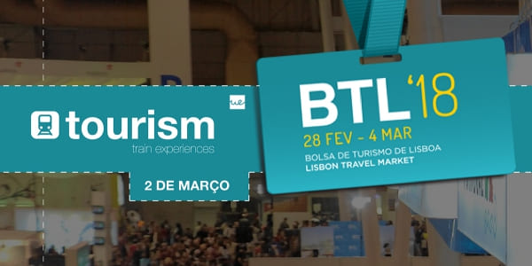 Universidade Europeia e Turismo de Portugal revelam projetos vencedores do Tourism Train Experience na BTL