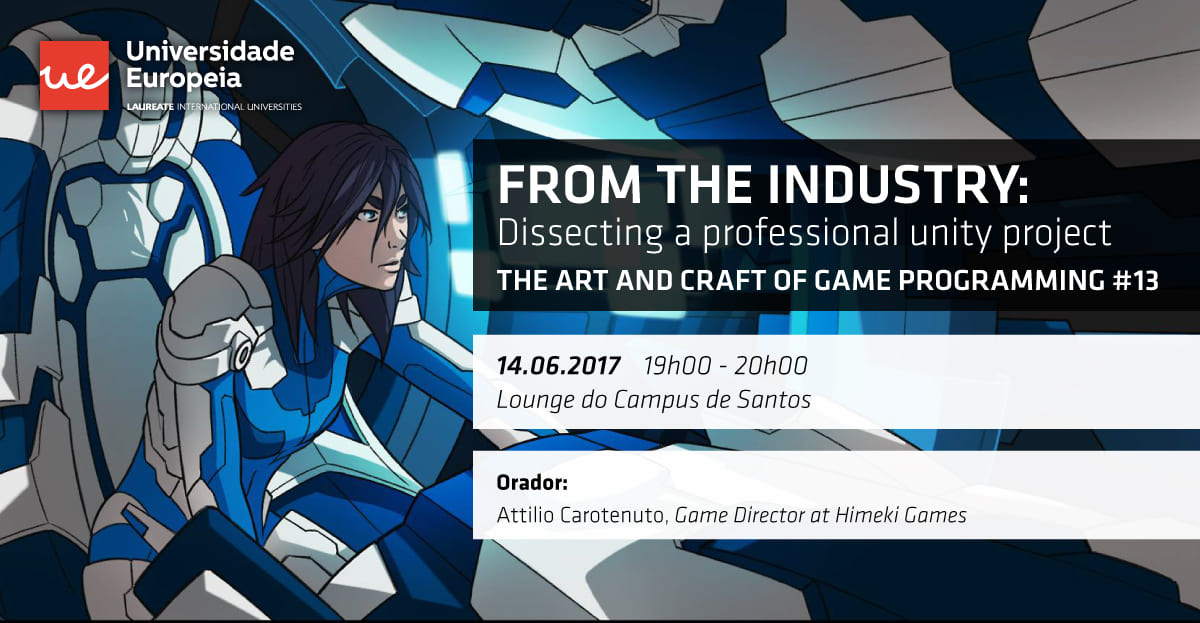 From the Industry: Dissecting a professional Unity project - The Art and Craft of Game Programming #13