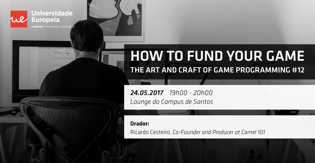 How to Fund Your Game - The Art and Craft of Game Programming #12
