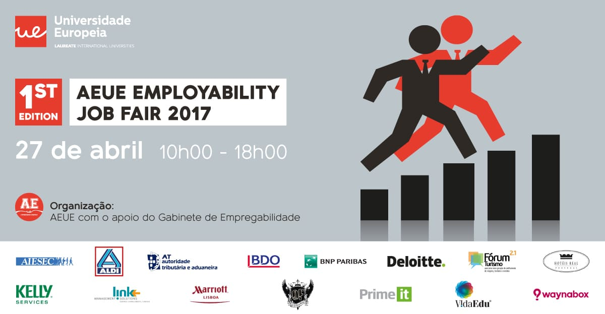 AEUE Employability Job Fair 2017 – 1st edition