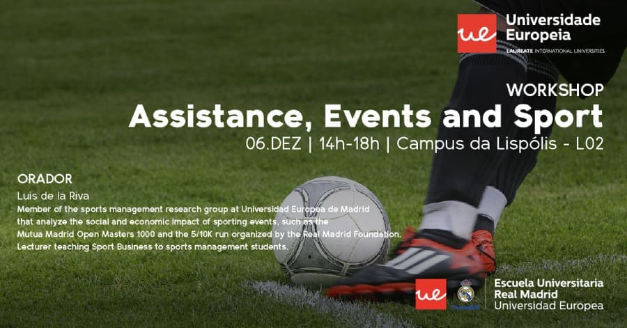 Workshop | Assistance, Events and Sport