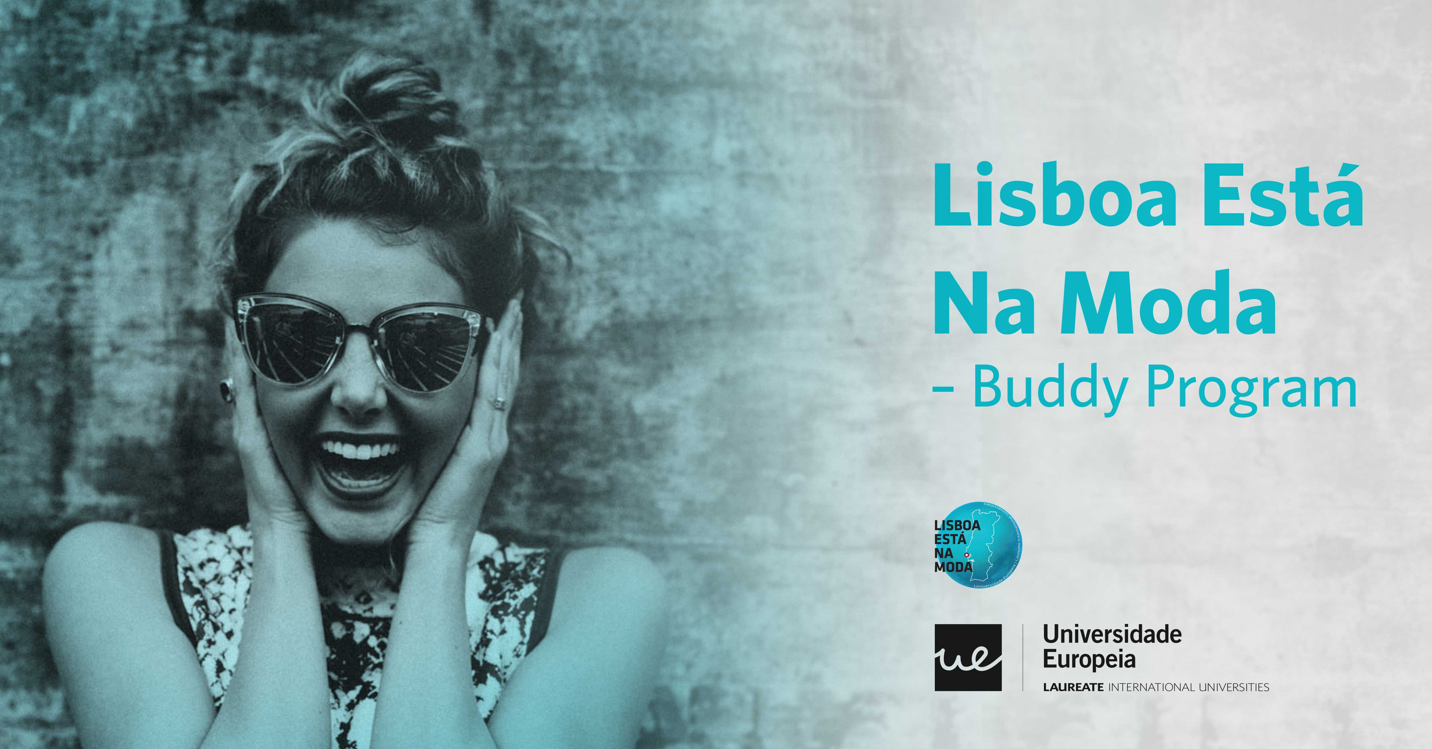 Lisboa Está na Moda - Buddy Program