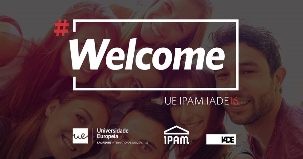 Welcome Day Licenciaturas 2ª Fase - IPAM Lisboa